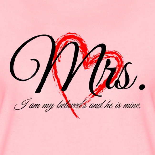 """Graham Dunn 8/"""" x 4.5/"""" MR /& MRS I Am My Beloved/'s Wooden Box Sign by P"""
